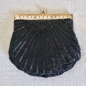 Handbags - Vintage beaded sequins mini bag